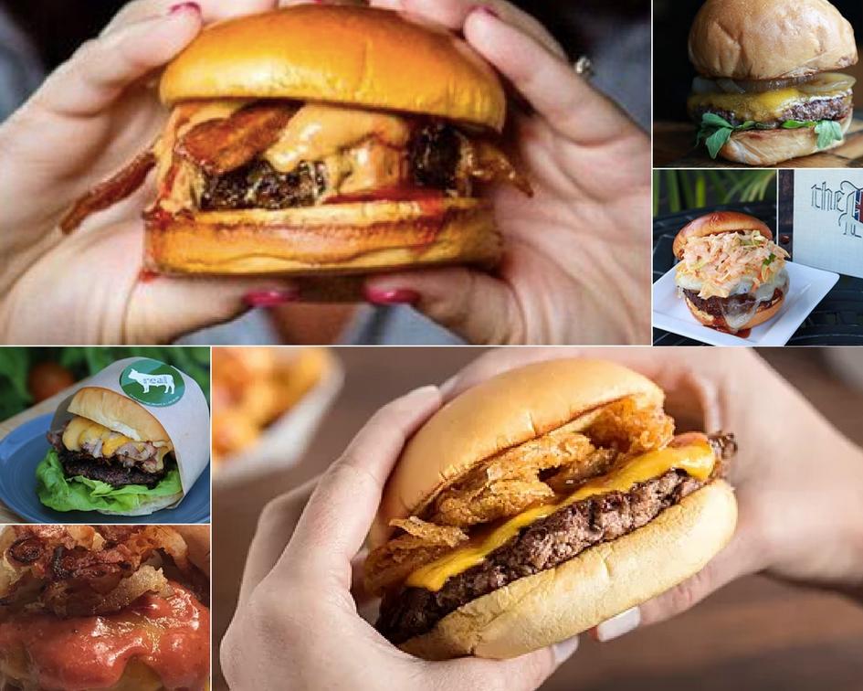 lexington burger week