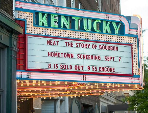 NEAT: The Story of Bourbon Hometown Screening
