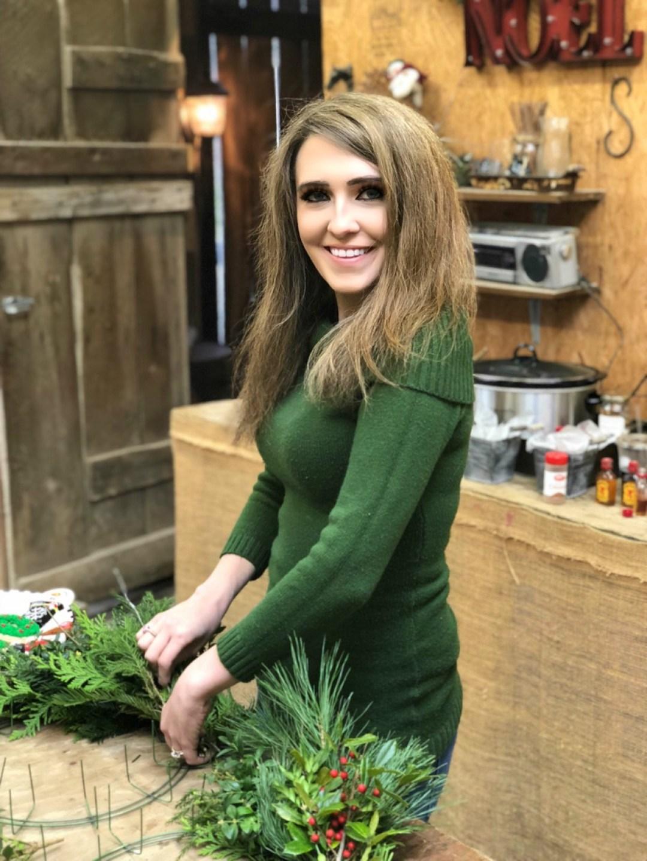 wreath making workshop lexington kentucky