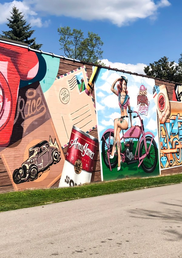 Street Art and Murals of Lexington, Kentucky: Volume II