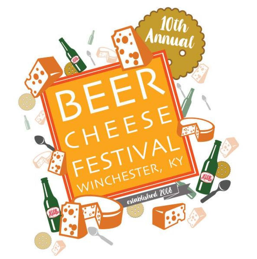 This past weekend was the 10th Annual Beer Cheese Festival in downtown Winchester, Kentucky aka the birthplace of beer cheese. If you weren't one of the 30,000 people there, then what were you actually doing with your life?! The Beer Cheese Festival is the ONE AND ONLY Beer Cheese Festival in the WORLD! There's no other place to celebrate it than the birthplace of beer cheese. Beer cheese was first invented back in the 1940s. In fact, in 2013, the Commonwealth of Kentucky deemed Clark County the birthplace of beer cheese – HB 206 (BR 924). #kentucky #beercheese #food #festival #summer #south