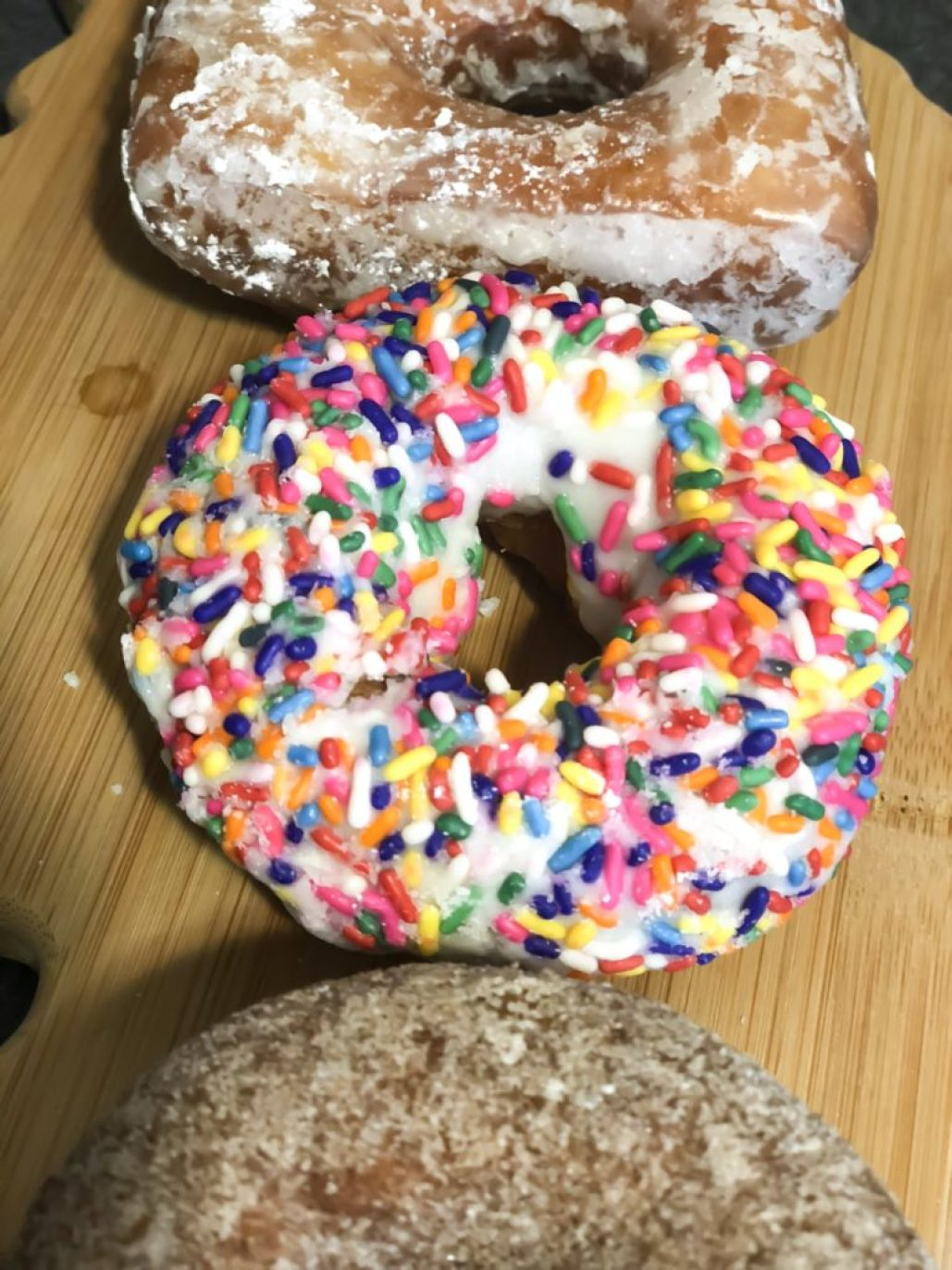 """Now, I know what you are thinking, """"Oh great! Another social media holiday."""" If you are thinking that, well, you are WRONG. National Doughnut Day wasn't a day created by social media with the sole purpose of posting a picture with a hashtag on Instagram in hopes of gaining numerous likes and followers. National Doughnut Day was a thing way before social media was in existence and even existed way before the internet was invented! It has origins dating back to 1938! #sharethelex #lexingtonky #doughnut #donut #nationaldonutday #nationaldoughnutday #eatkentucky #tasteky"""