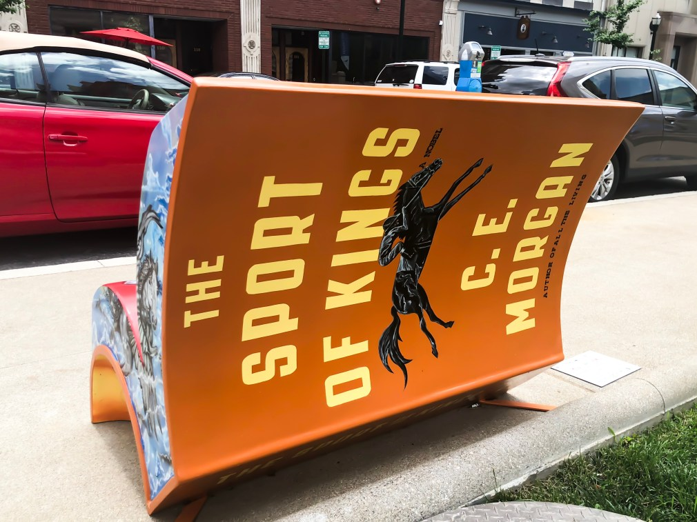Book Benches of Lexington, Kentucky: Volume I - Fabulous In Fayette
