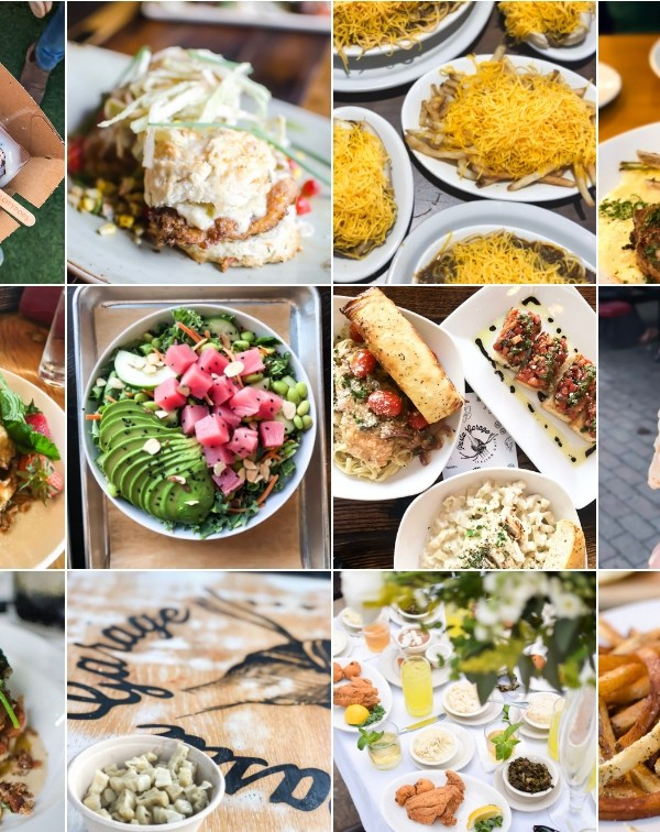 Fabulous In Fayette's Top 20 IG Food Pics of 2018