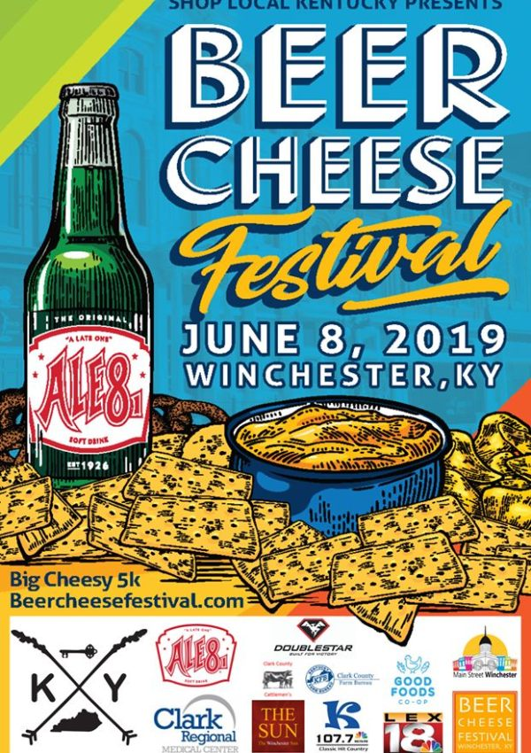 11th Annual Beer Cheese Festival – Winchester, Kentucky