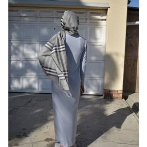 Classic Dress – Grey