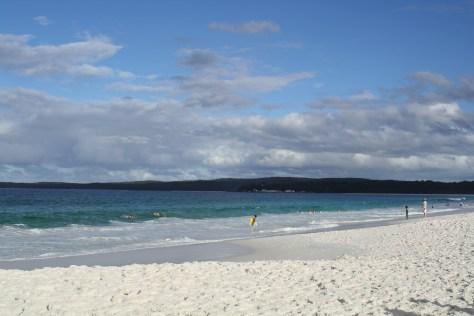 Whitest Beach - Hyams Beach