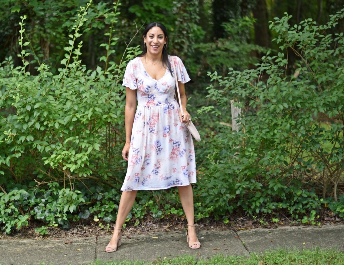 Floral Dresses Under $40