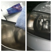 The magic of toothpaste and your car