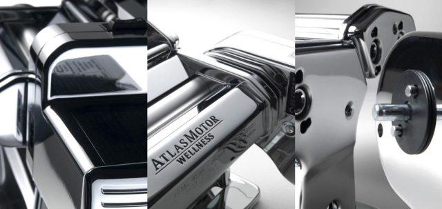 Motorized attachment for the Marcato Atlas