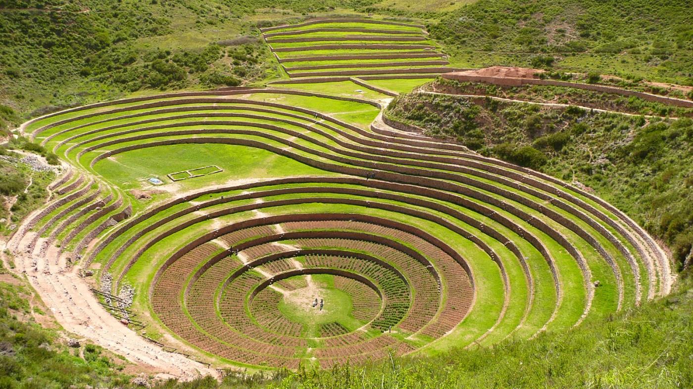 SALINERAS DE MARAS E MORAY - Fabulous Peru Tours