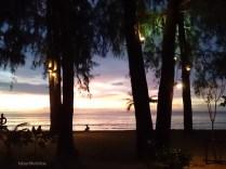 The beach near resort 2