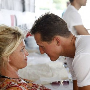 Speaking in the film, wife corinna schumacher, 52, admitted the family was receiving therapy and trying hard to proceed with normal life. PHOTOS: Corinna Betsch Schumacher- F1 Driver Michael