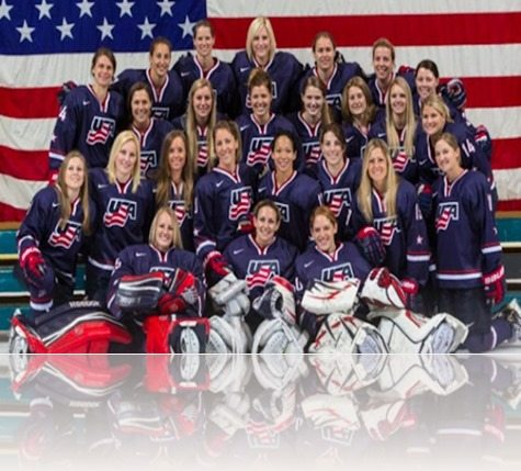 Sexiest US Olympic Women Ice Hockey Players