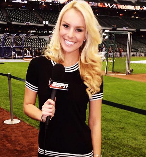 Who Is ESPN Reporter Britt McHenry Boyfriend Husband
