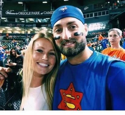 Amanda Pillar MLB Kevin Pillar's Wife