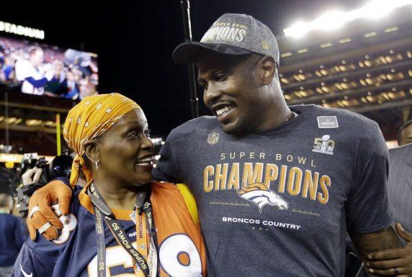 Gloria Miller NFL Von Miller's Mother (Bio, Wiki)