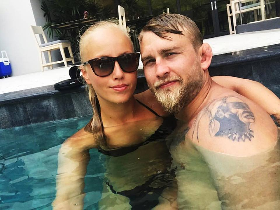 Alexander Gustafssons Girlfriend Moa Antonia Johansson