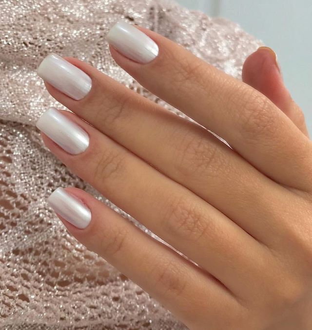 100 Stunning wedding nail ideas to match a wedding dress, wedding nails, bridal nails, neutral wedding nail designs, wedding nails 2019, wedding nails with glitter, wedding nails natural, wedding nails bridesmaids,  wedding nails acrylic, wedding nails coffin, best wedding nails 2019, wedding nails bride