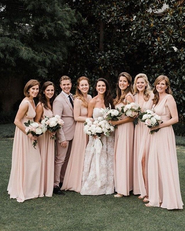 bridesmaid trends 2020 that are fabulous 19, bridesmaid dresses, bridesmaid dress trends 2020, bridesmaid dresses 2020, bridesmaid dress colors, mismatched bridesmaid dresses 2020 #bridesmaiddresses
