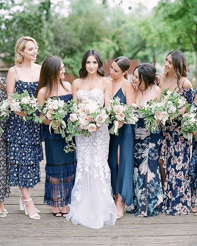 bridesmaid trends 2020 that are fabulous 12, bridesmaid dresses, bridesmaid dress trends 2020, bridesmaid dresses 2020, bridesmaid dress colors, mismatched bridesmaid dresses 2020 #bridesmaiddresses