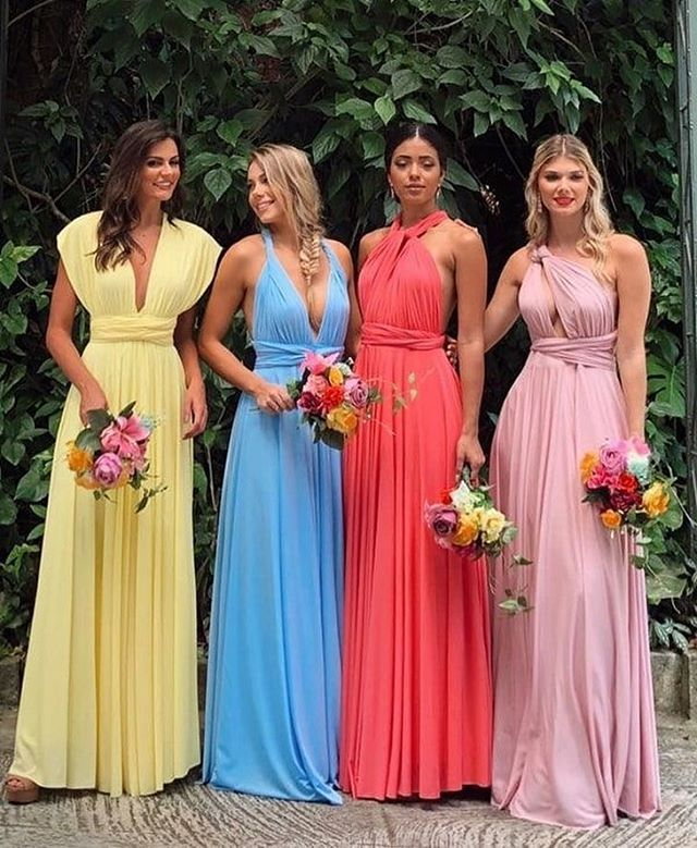bridesmaid trends 2020 that are fabulous 5, bridesmaid dresses, bridesmaid dress trends 2020, bridesmaid dresses 2020, bridesmaid dress colors, mismatched bridesmaid dresses 2020 #bridesmaiddresses