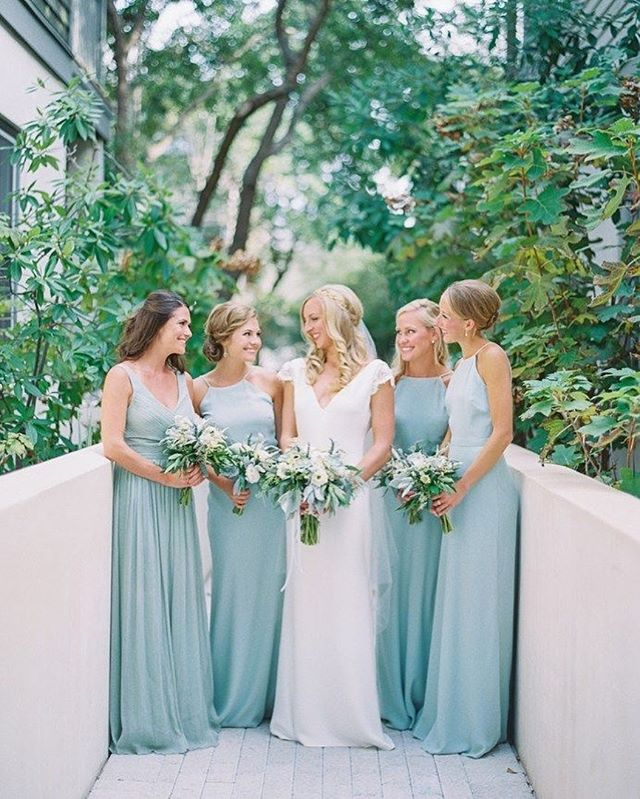 bridesmaid trends 2020 that are fabulous 10, bridesmaid dresses, bridesmaid dress trends 2020, bridesmaid dresses 2020, bridesmaid dress colors, mismatched bridesmaid dresses 2020 #bridesmaiddresses