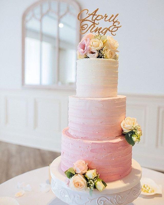 Beautiful Wedding Cake Trends For 2020 - 15, wedding cakes, wedding cake ideas, wedding cake, wedding cake trends, wedding cake trends 2020, spring wedding cake , wedding cake designs, wedding cake pictures #weddingcakes