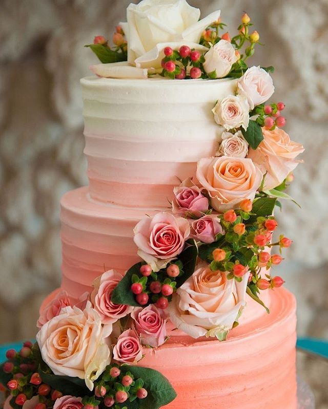 Beautiful Wedding Cake Trends For 2020 - 16, wedding cakes, wedding cake ideas, wedding cake, wedding cake trends, wedding cake trends 2020, spring wedding cake , wedding cake designs, wedding cake pictures #weddingcakes
