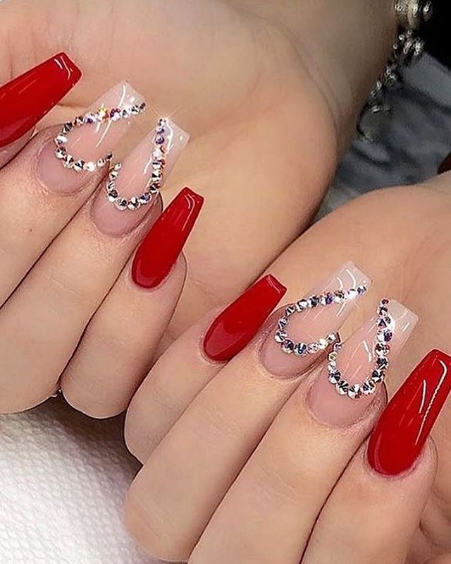 Inspiring Winter Nails Color Trend 2020 In 2020 Short Square