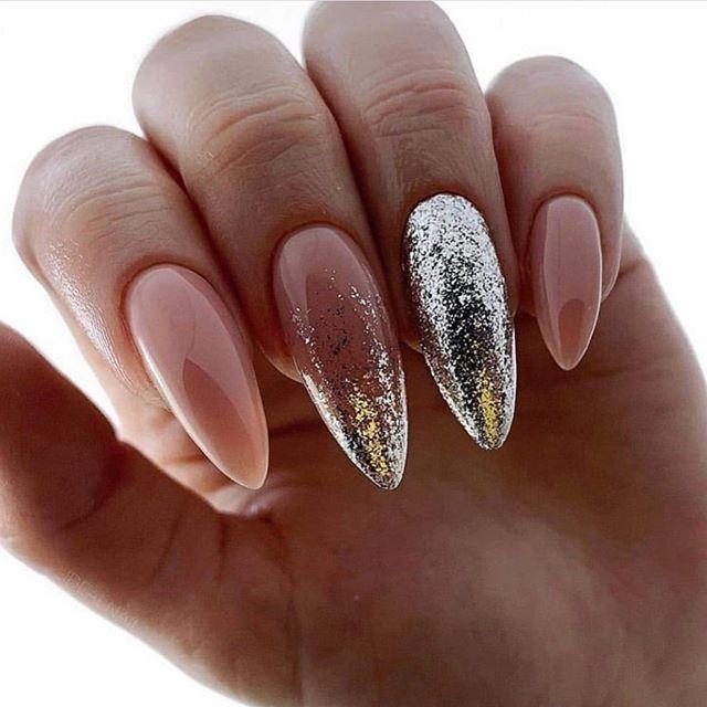 pretty spring nail trends 29