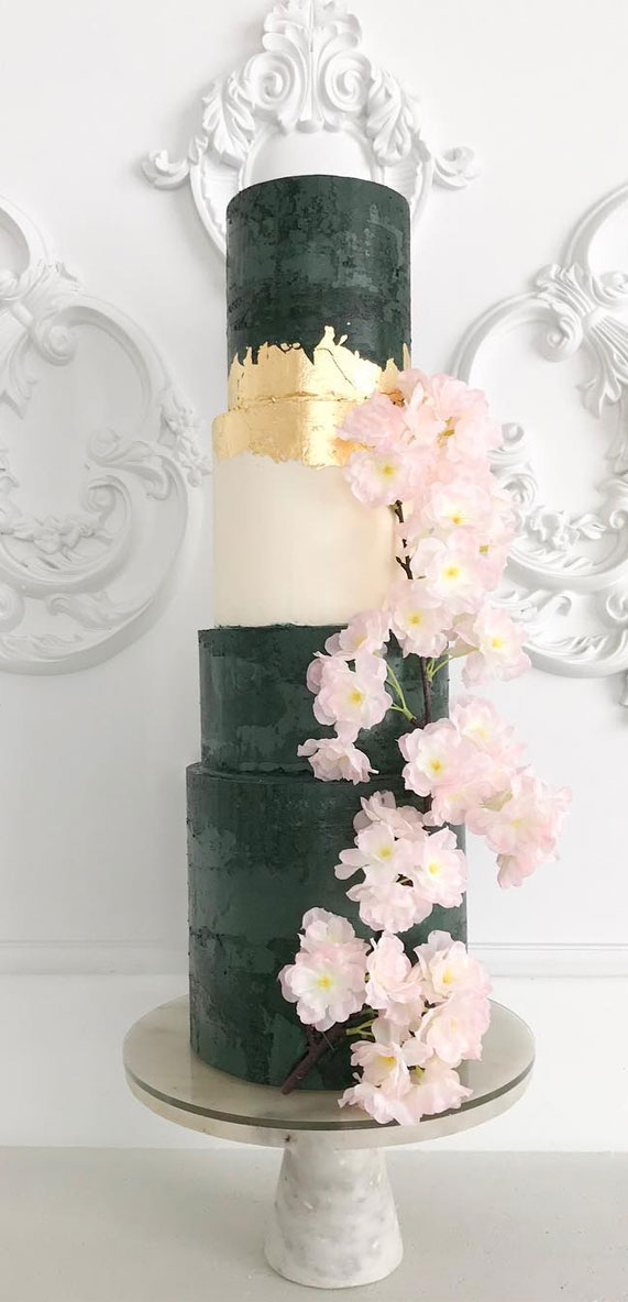 wedding cake, spring wedding cake ,wedding cake ideas, wedding cake pictures, wedding cake photos, wedding cakes 2020, best wedding cakes 2020, wedding cake trends 2020, cherry blossom wedding cake