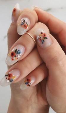 gel nails, acrylic nails, nail art, nail designs, nail ideas, flower nails, coffin nails, nail art designs, spring nail art , best spring nails 2020