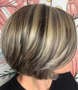 Shoulder Length Thick Hair Short Layered Haircuts 72