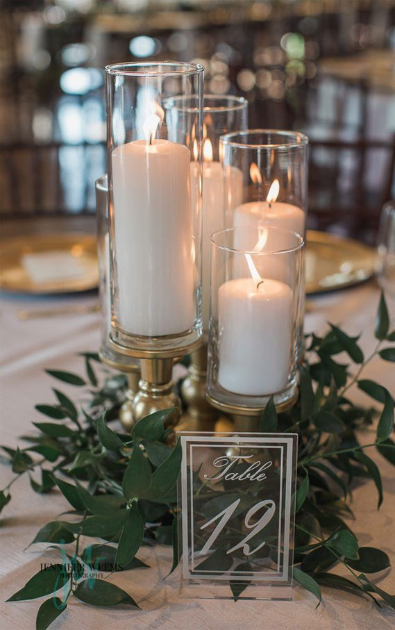 budget friendly wedding decor, wedding table decorations, candle wedding centerpieces, cheap wedding , candle wedding decors