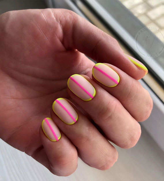 Awesome summer nail colors and designs that you've got to try #summernails summer nails , nail art designs, summer nails 2020, cute summer nails 2020, summer nail ideas 2020, summer nails acrylic , chrome nails, ombre nails #nailcolors