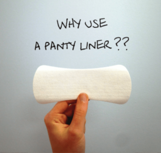 pantyliner daily use