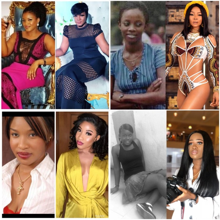 Image result for ten years challenge in nigeria  Nigerian artists reacts to Davido bumbum challenge and other challenges Nigerian Celebrities Doing The 10 Year Challenge