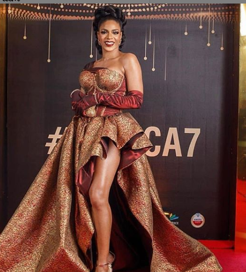 [object object] - venita amvca 2020 - 30 Top Glamorous Looks That Made Headlines From AMVCA 2020