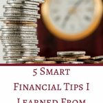 5 Smart Financial Tips I Learned from My Mom #BusinessWomensDay