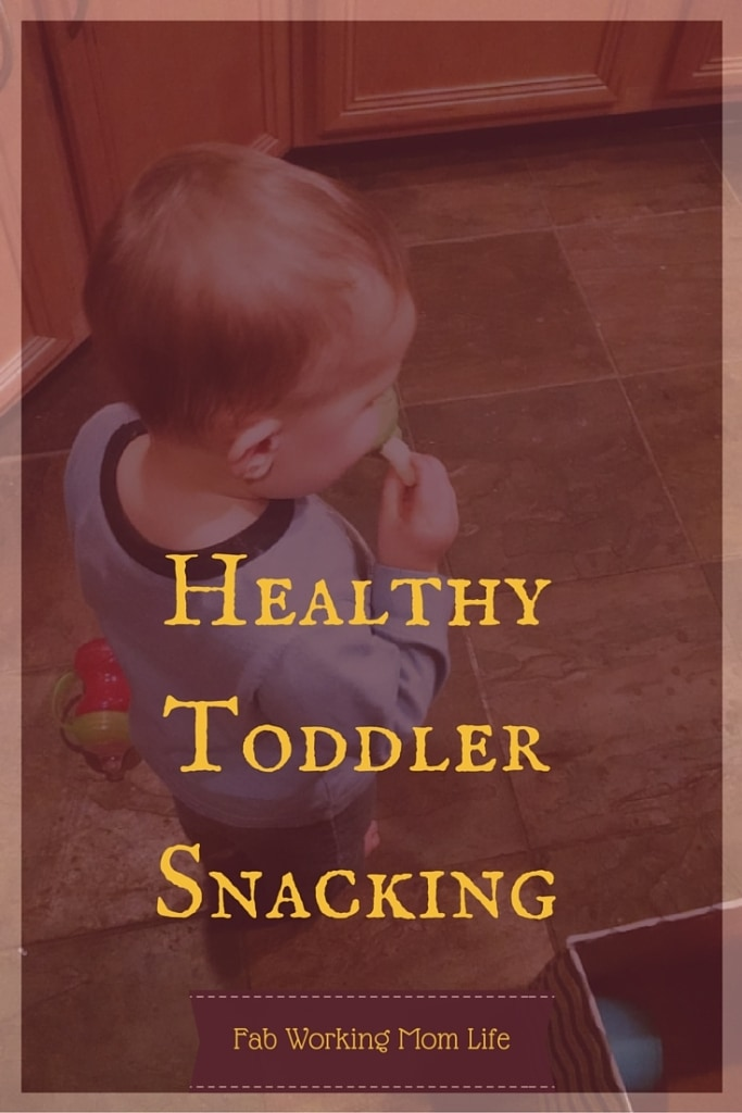 Healthy Snacking for Toddlers