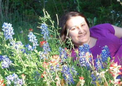 Me and Bluebonnets