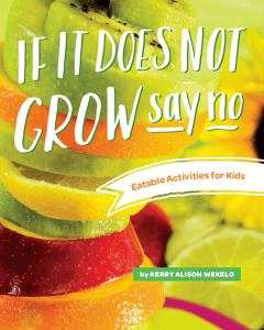 A Children's Activity Book about Healthy Eating + Giveaway
