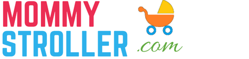MOMMY STROLLER LOGO Transparent 2