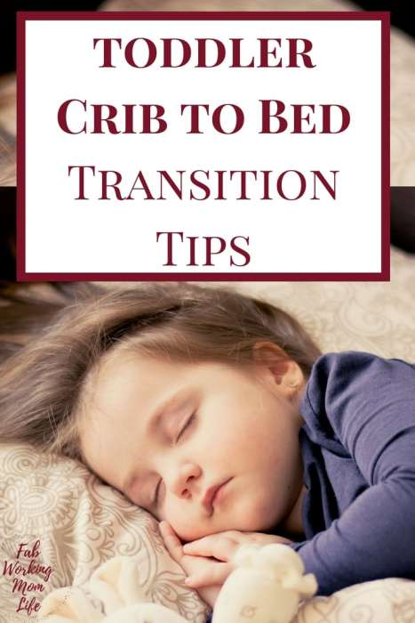 Toddler crib to bed transition tips #parenting #toddlers #momlife