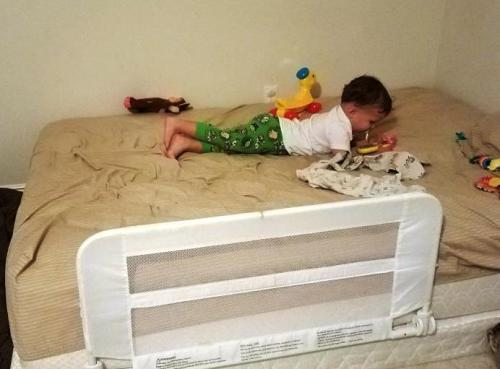 How To Transition A Toddler From A Crib To A Big Kid Bed