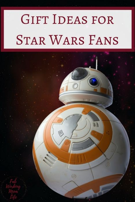 Gift ideas for Star Wars fans