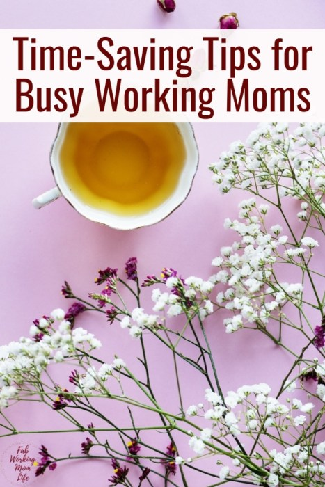 Need a better Working Mom Schedule? You need to check out these Time-Saving Tips for Busy Working Moms | Fab Working Mom Life #workingmom #busymom #organize #momtips