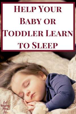 Help Your Baby or Toddler Learn to Sleep   Tips from The Baby Sleep Site