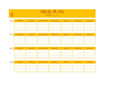 Your Easy Guide to Creating a Family Meal Plan